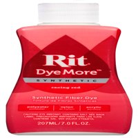 Rit Dye More Synthetic 7oz Racing Red