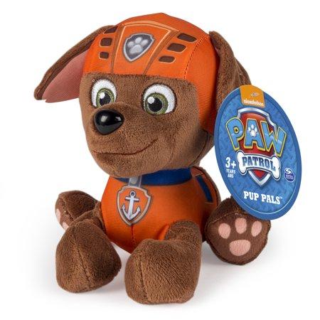 Paw Patrol Plush Pup Pals, Zuma