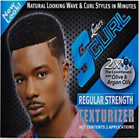 Luster's SCurl Regular Strength Texturizer, 2.0 CT