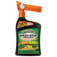 Spectracide Weed Stop For Lawns Plus Crabgrass Killer Concentrate, Ready-to-Spray, 32-fl oz