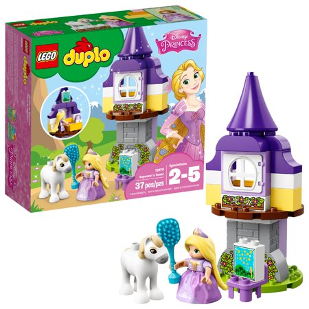 Princess Tower - LEGO DUPLO Princess™ Rapunzel´s Tower 10878 (37 Pieces)