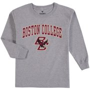 67781927e Boston College Eagles Fanatics Branded Youth Campus Long-Sleeve T-Shirt -  Gray