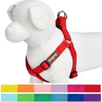 "Blueberry Pet Step-in Classic Dog Harness, Chest Girth 26"" - 39"", Rouge Red, Large"