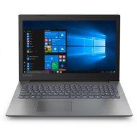 "Lenovo ideapad Gaming 330 15.6"" Laptop, Intel Core i5-8300H Quad-Core Processor, Nvidia GeForce GTX 1050 4GB, 8GB DDR4 RAM, 1TB Hard Drive, 128GB Solid State Drive, Windows 10 - Onyx Black"