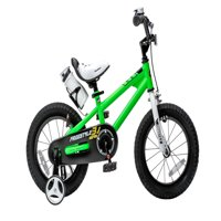 RoyalBaby Freestyle Green 14 inch Kid's Bicycle