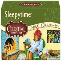 (2 Pack) Celestial Seasonings Herbal Tea, Sleepytime, 20 Count