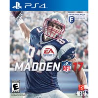 Madden NFL 17, Electronic Arts, PlayStation 4, 014633368574