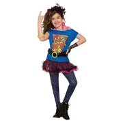 Girls Totally 80 s Halloween Costume dea0169051e7