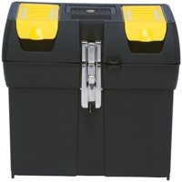 "Stanley 016013R 16"" Tool Box With Tray"