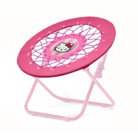 Sanrio Hello Kitty Pink Folding Soft Web Chair