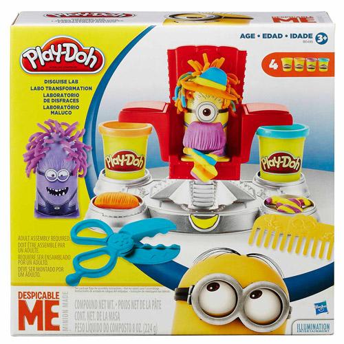 Minion Play-Doh Set at Walmart...