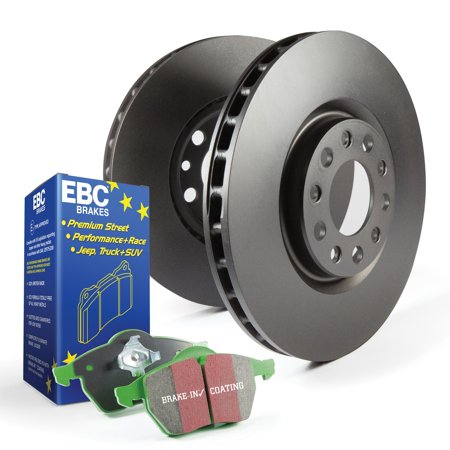 EBC Brakes S14KR1069 S14 Kits Greenstuff and RK Rotors SUV ()