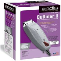 Andis Clippers Professional Outliner II Personal Trimmer Kit 1 ea (Pack of 2)