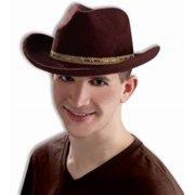 d94ded8f5dcf5 DELUXE COWBOY HAT-BROWN