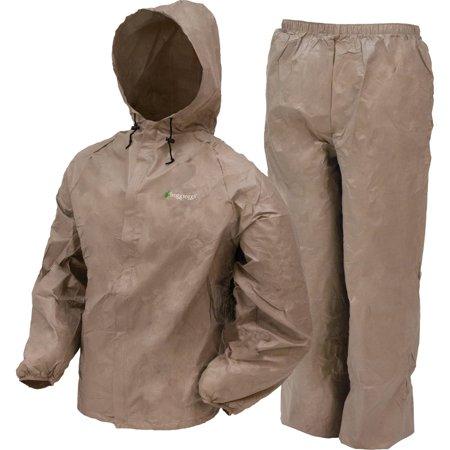 Khaki Xl Model (Ultra Lite Rainsuit, Khaki)
