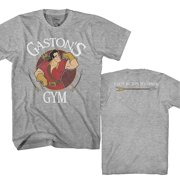 ad20a9f207 Disney Beauty and the Beast Gaston's Gym T-Shirt