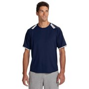 b6ae99d646c5b2 Russell Athletic Dri-Power® T-Shirt with Colorblock Inserts 6B6DPM
