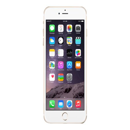 Refurbished Apple iPhone 6 Plus 64GB, Gold - Unlocked