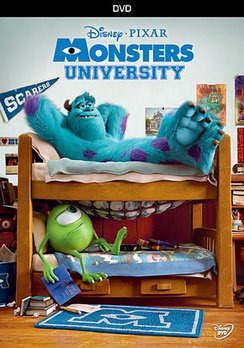 Monsters University (DVD)](List Of Disney Channel Original Movies Halloween)
