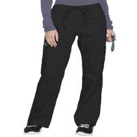 Scrubstar Women's Fashion Essentials Drawstring Cargo Scrub Pant