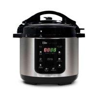 Elite Platinum EPC-414 4-Quart 9-Function Digital Pressure Cooker