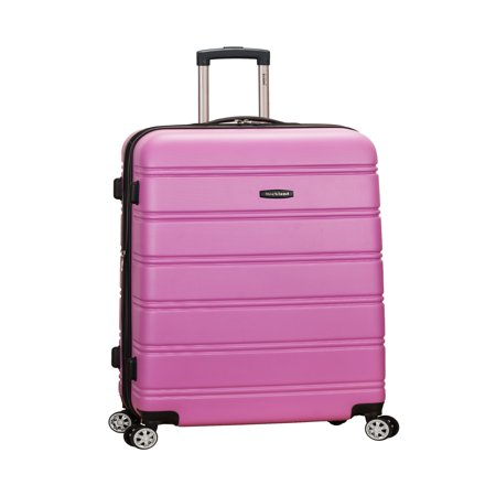 "Rockland Luggage Melbourne 28"" Hardside Expandable ABS Spinner F1603"