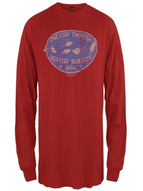 Dr. Seuss - Catch Of The Day Long Sleeve
