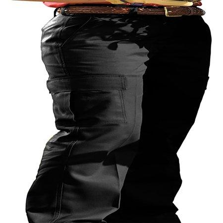 Edwards Garment Women's Two Pocket Straight Leg Cargo Pant, Style 8573 - Garment Half Leg