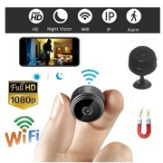 Iuhan A9 HD 1080P Mini Camera Wireless Wifi Security Cam Night Vision  Motion Detects 8a9b7be7b6