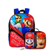 676c25a10b3e Backpack with Lunchbox