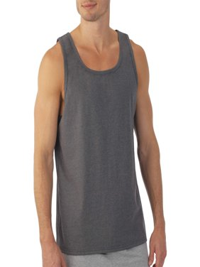 Men's Platinum Eversoft Tank, up to Size 4XL