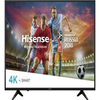 "Refurbished Hisense 49"" Class 4K Ultra HD (2160p) HDR Smart LED TV (49H6E)"