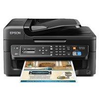 Epson WorkForce WF-2630 AIO Printer, Black