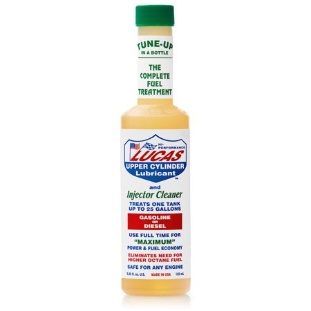 LUCAS OIL 10020 Fuel Treatment 5.25 Ounce