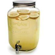 Circleware Yorkshire Mason Jar Beverage Dispenser