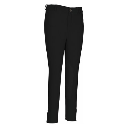 Warm Knee Patch Breeches (TuffRider Childrens Ribb Knee Patch Breeches )