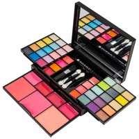 SHANY 'Fix Me Up' Makeup Kit - Eye Shadows, Lip Colors, Blushes, and Applicators