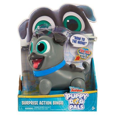 Urban Pal (Puppy Dog Pals Surprise Action Figure -)