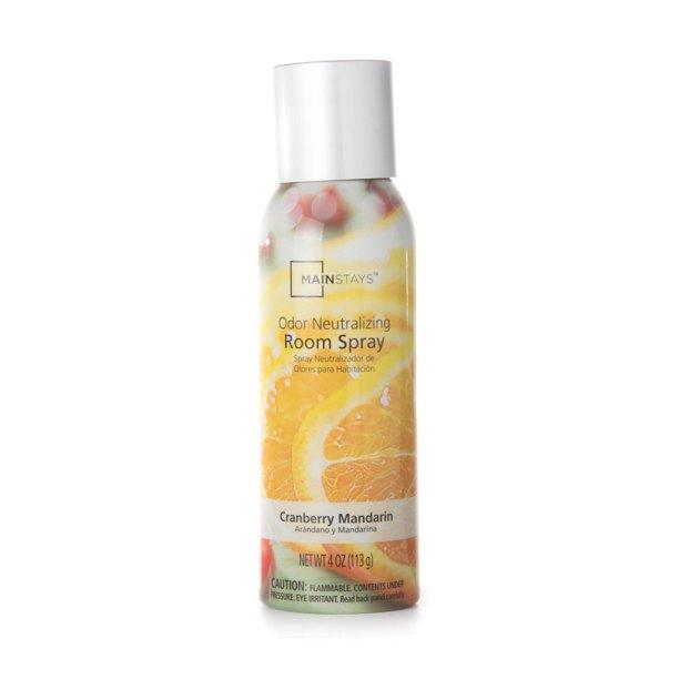 Mainstays Room Spray, Cranberry Mandarin, 4 oz. - Walmart.com - Walmart.comListsWalmart+Gift Finder