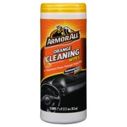Armor All Air Freshening Cleaning Wipes, Orange Scent, 25 count