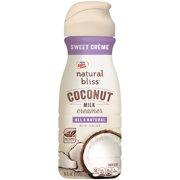 COFFEE MATE NATURAL BLISS Coconut Milk Sweet Creme All-Natural Liquid Coffee Creamer 16 fl. oz. Bottle