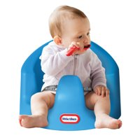 Little Tikes My First Seat, Baby Foam Floor Support Seat, Blue