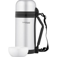 Thermos ThermoCafe Vacuum Insulated Large Food and Beverage Bottle, 1.3-Quart