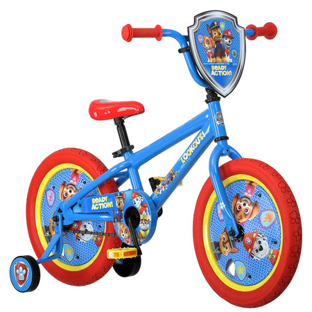 Planet Bike Road Bicycle (Nickelodeon 16 inch Paw Patrol All Character Bike )