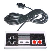 Nes Generic Nintendo Classic Controller with LONG EXTENSION CORD FOR NES CLASSIC MINI EDITION VIDEO GAME SYSTEM