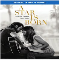 A Star Is Born (Blu-ray + DVD + VUDU Digital Copy)