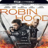 Robin Hood (4K Ultra HD + Blu-ray)