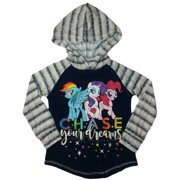 ac8e00821bc2 My Little Pony Girls Rainbow Dash Twilight Sparkle Pinkie Pie Hoodie T-Shirt