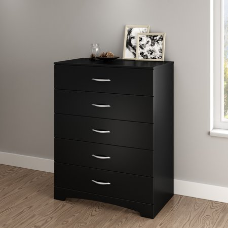 - South Shore SoHo 5-Drawer Dresser, Multiple Finishes