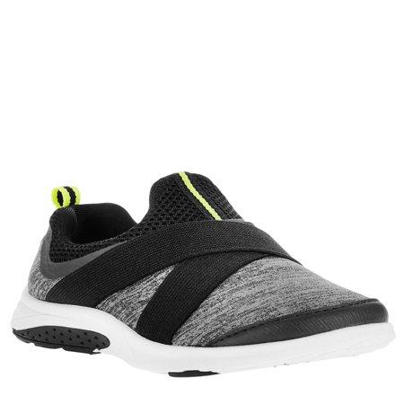Athletic Works Toddler Boys' Casual Slip-on Sneaker